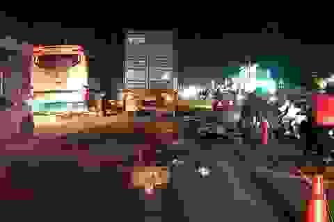 Hai vụ tai nạn nghiêm trọng, 2 người chết, 1 người bị thương