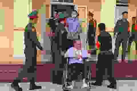 Cựu đại tá quân đội sản xuất xăng giả bất ngờ nhận tội