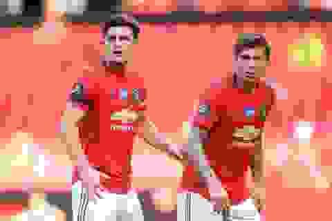 """""""Bom tấn"""" Harry Maguire dần trở thành """"trò hề"""" của Man Utd?"""