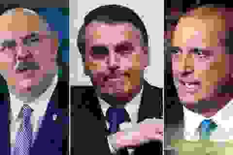 Brazil vượt 2,1 triệu ca Covid-19, thêm 2 bộ trưởng mắc bệnh