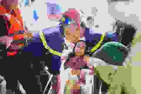 5 người chết trong mưa lũ ở Hà Giang