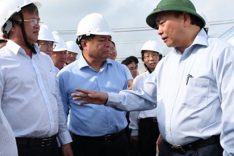 """Thủ tướng: Dự án sân bay Long Thành đừng """"làm trước hỏng sau""""!"""