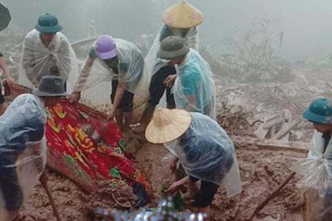Mưa lũ gây thiệt hại hơn 80 tỷ đồng ở Hà Giang
