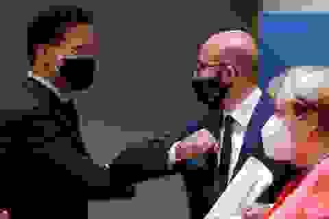 EU họp thâu đêm, đạt thỏa thuận 750 tỷ euro phục hồi kinh tế