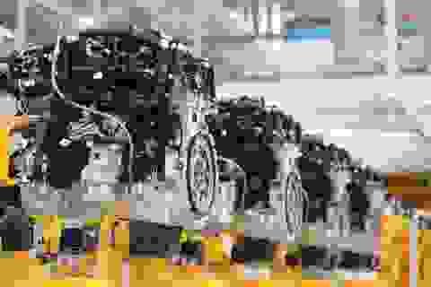 Jaguar Land Rover và cột mốc 1,5 triệu động cơ Ingenium