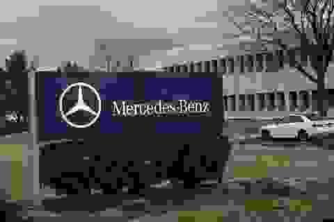 Doanh số Mercedes giảm 1/5, tập đoàn mẹ bi quan