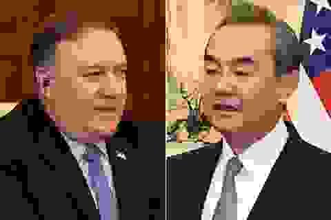 """""""Khẩu chiến"""" Biển Đông thổi bùng căng thẳng Mỹ - Trung"""