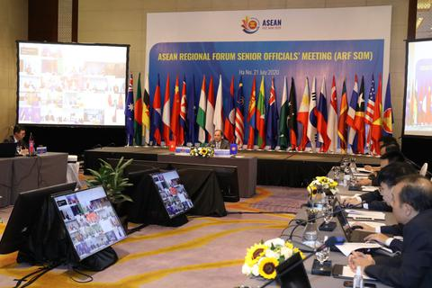 ASEAN: Không làm phức tạp tình hình, leo thang căng thẳng trên Biển Đông