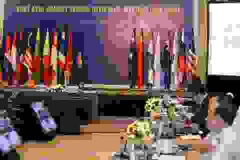 Diễn biến Biển Đông gây quan ngại, quan chức ASEAN và đối tác lên tiếng