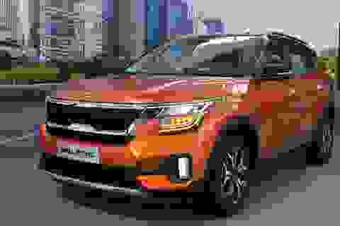 Kia Seltos chốt giá từ 589 triệu đồng, cạnh tranh Hyundai Kona, Honda HR-V