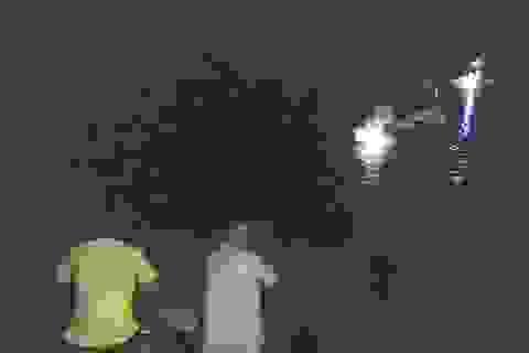 3 người trong một gia đình chết đuối trên sông Lam
