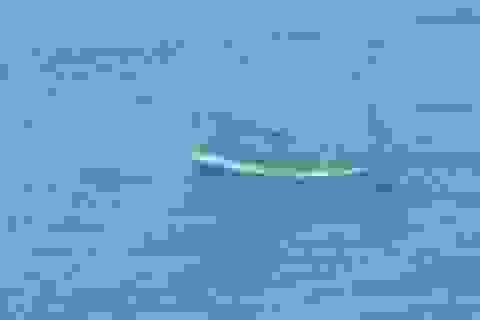 Phát hiện tàu quốc tịch nước ngoài mua bán dầu không giấy tờ hợp pháp