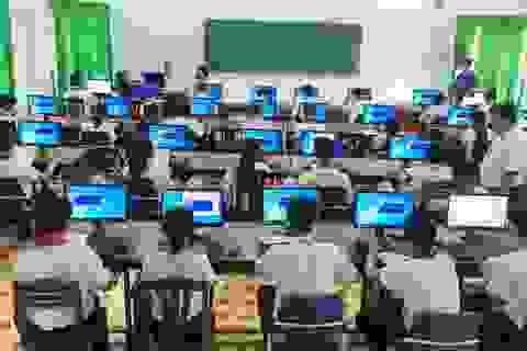 Bạc Liêu: Gần 100 học sinh tranh tài trong cuộc thi Tin học trẻ năm 2020