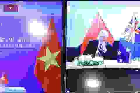 Đối tác chiến lược mới của Việt Nam nêu quan điểm về tranh chấp Biển Đông