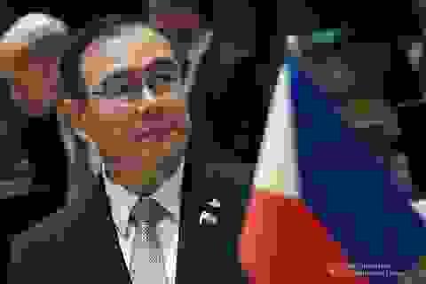 """Philippines từ chối đưa phán quyết về Biển Đông ra LHQ """"vì đã thắng kiện"""""""