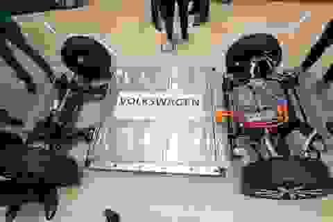 Nguy cơ sập nguồn cung pin xe chạy điện tại Mỹ