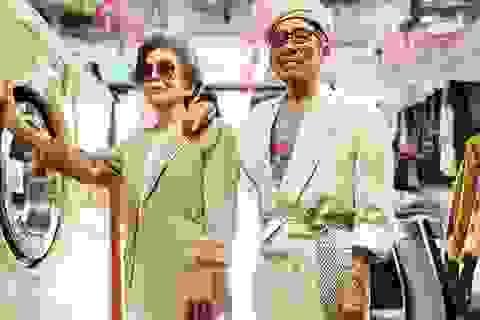 Ngưỡng mộ sự trẻ trung của hai ông bà cụ... U90 gây sốt mạng xã hội
