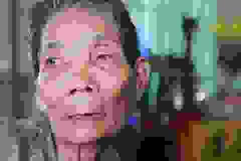 Nỗi buồn tuổi xế chiều của vợ chồng thương binh nghèo