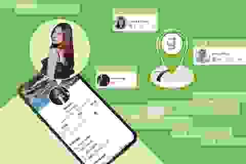 Mạng xã hội Gapo ra mắt tính năng gây chú ý cư dân mạng
