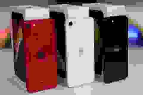 """iPhone SE thắng lớn tại Mỹ, nhưng vẫn là """"hàng ế"""" tại Việt Nam"""