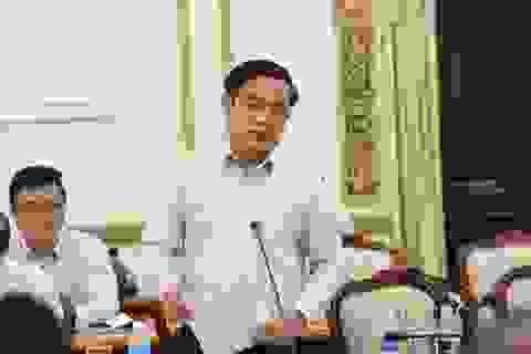 Ông Trần Trọng Tuấn rút khỏi Hội đồng trường ĐH Luật TPHCM