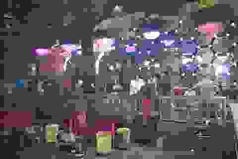Ập vào quán bar, phát hiện 43 người dương tính với ma túy
