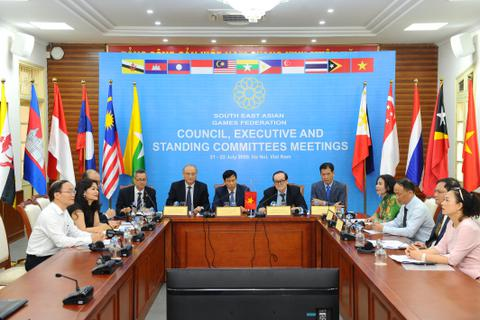 Việt Nam chưa chốt độ tuổi bóng đá nam dự SEA Games 31