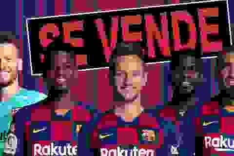 Barcelona sẽ bán nguyên 1 đội hình toàn sao?