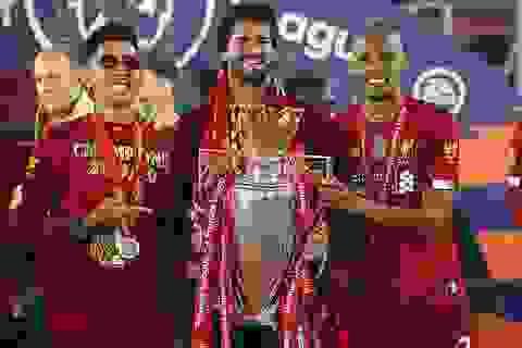 Trộm khoắng sạch nhà sao Liverpool khi mải ăn mừng chức vô địch
