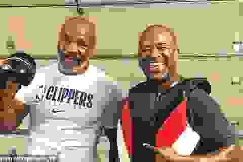 Mike Tyson xác nhận sẽ thượng đài với Roy Jones Jr sau 15 năm treo găng