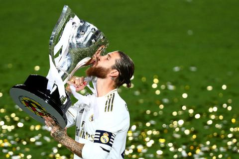 Đội hình tiêu biểu La Liga: Real Madrid áp đảo