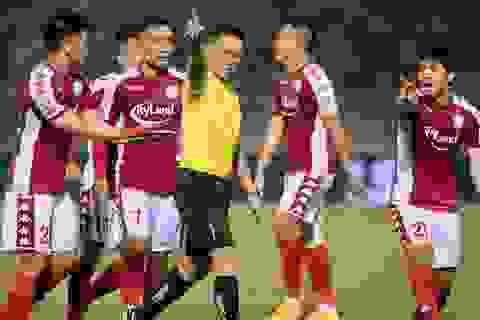 VFF có giải quyết được vấn nạn trọng tài ở V-League?