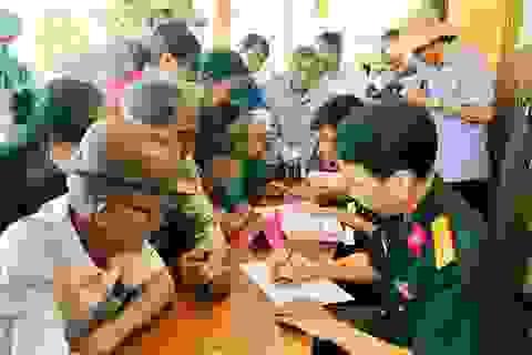 Tuổi trẻ quân đội, Tỉnh Đoàn Quảng Trị tặng quà tri ân đối tượng chính sách