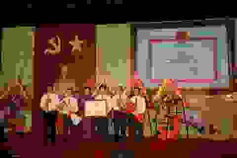 Huyện đầu tiên tại Quảng Trị đón bằng công nhận đạt chuẩn Nông thôn mới