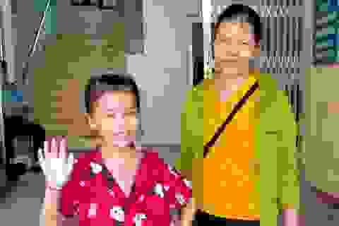 Bé gái 12 tuổi tính mạng mong manh được bạn đọc Dân trí dang tay cứu giúp