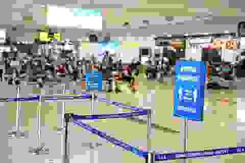 ACV siết chặt biện pháp chống dịch Covid-19 tại cảng hàng không, sân bay