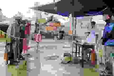 Thanh Hóa: Yêu cầu khai báo y tế đối với người về từ Đà Nẵng
