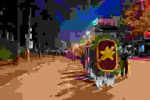 Lào Cai: Hơn 5.000 đoàn viên thanh niên thắp nến, dâng hương tri ân liệt sĩ