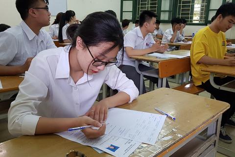 7.010 cán bộ, giảng viên tham gia kiểm tra coi thi tốt nghiệp THPT 2020