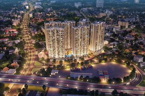 Cơ hội chắc thắng khi đầu tư chung cư cao cấp đa tiện ích Tecco Elite City