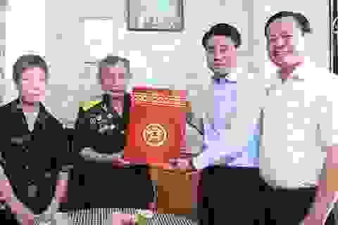 Chủ tịch Hà Nội Nguyễn Đức Chung tri ân người có công