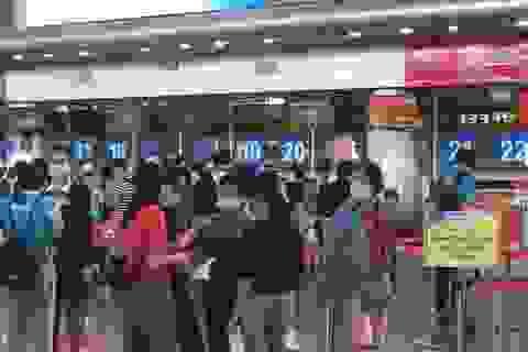 """Lên phương án vận chuyển gần 1.700 du khách """"mắc kẹt"""" rời Đà Nẵng"""
