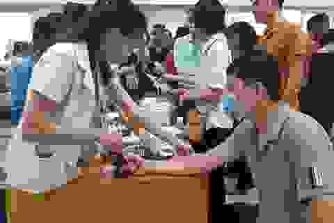Hàng trăm người hiến máu, cứu nạn nhân vụ lật  xe ở Quảng Bình