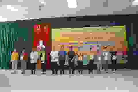 Thanh niên Quân đội, Cục Chính trị Quân khu 4 tặng quà gia đình chính sách