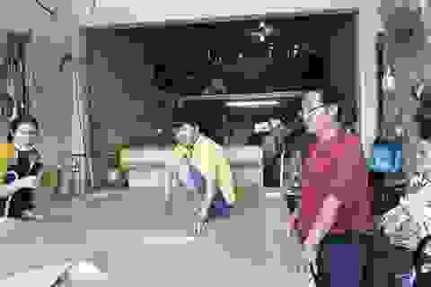 Thương binh mở xưởng may, dạy nghề miễn phí cho lao động nghèo