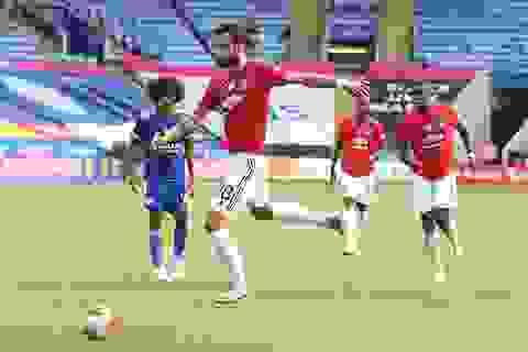 Man Utd lập kỷ lục về số lần hưởng phạt đền ở Premier League