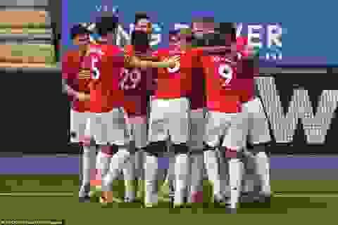 Man Utd giành vé dự Champions League: Vui thôi, đừng vui quá!