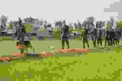 Biên phòng An Giang ngăn chặn gần 400 người nhập cảnh trái phép