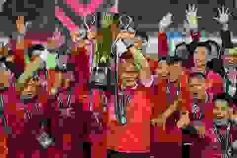 Việt Nam không làm chủ nhà tại AFF Cup 2021