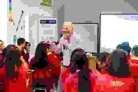 Asian School - ngôi trường quốc tế đặc biệt